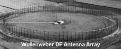 Photo of Wullenweber DF Antenna Array